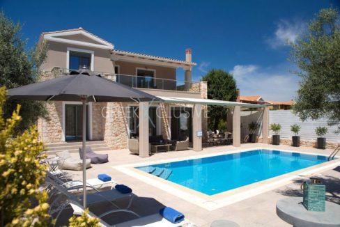 Property in Lefkada for sale, Villa with Sea View in Lefkada Greece 20