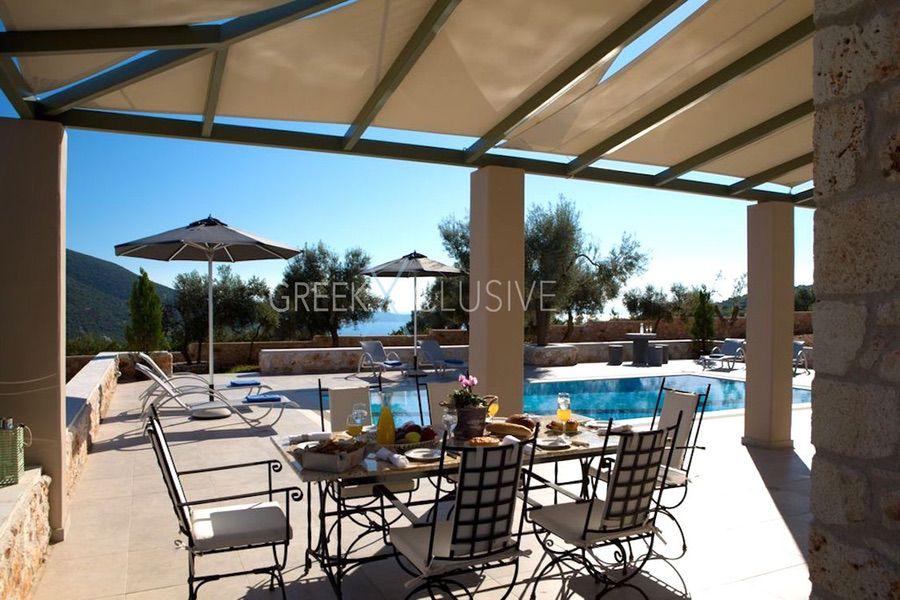 Property in Lefkada for sale, Villa with Sea View in Lefkada Greece 22