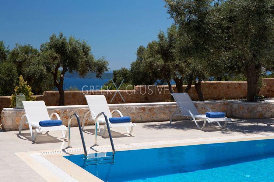 Property in Lefkada for sale, Villa with Sea View in Lefkada Greece 23