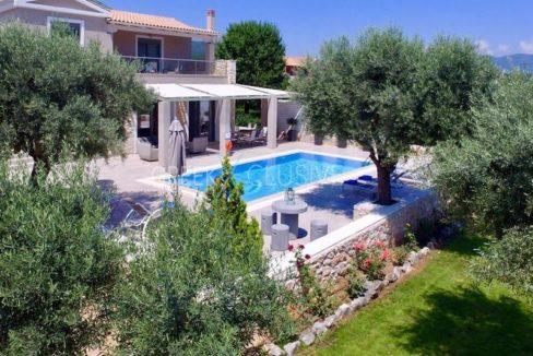 Property in Lefkada for sale, Villa with Sea View in Lefkada Greece 25