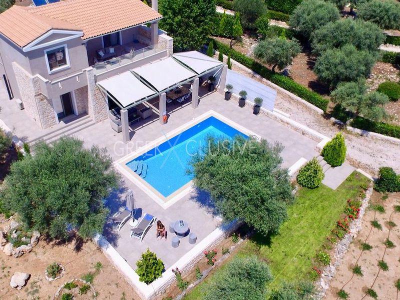 Property in Lefkada for sale, Villa with Sea View in Lefkada Greece 26