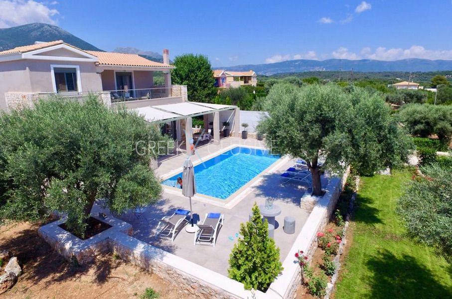 Property in Lefkada for sale, Villa with Sea View in Lefkada Greece 30