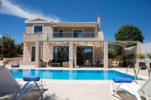Property in Lefkada for sale, Villa with Sea View in Lefkada Greece