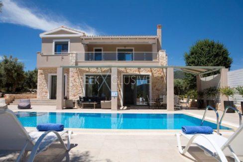 Property in Lefkada for sale, Villa with Sea View in Lefkada Greece