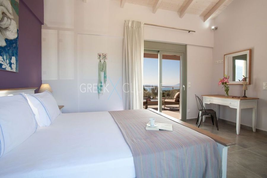 Property in Lefkada for sale, Villa with Sea View in Lefkada Greece 5