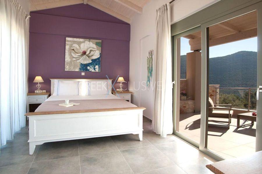 Property in Lefkada for sale, Villa with Sea View in Lefkada Greece 6
