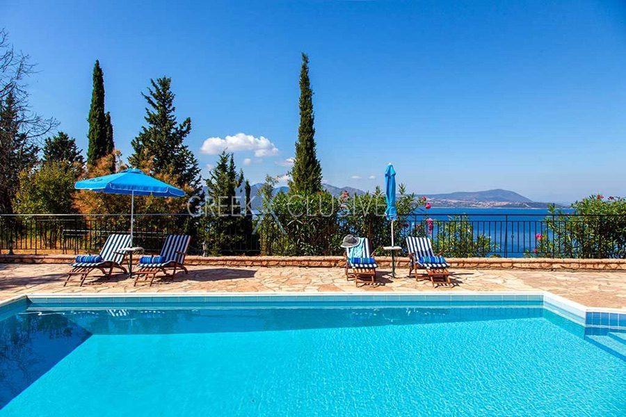 Sea view Villa for Sale in Lefkada 10