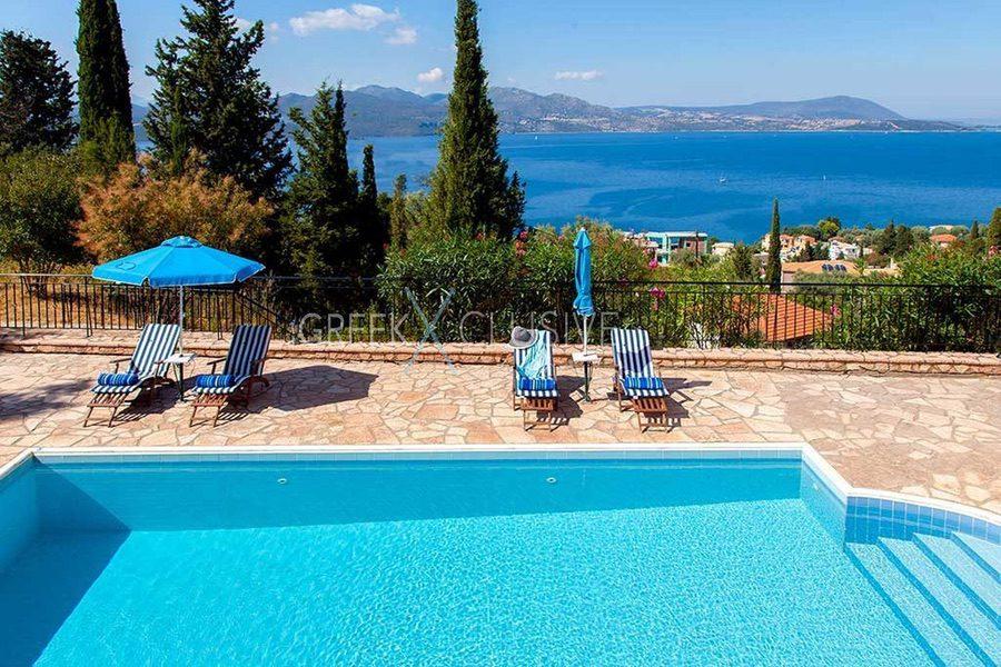 Sea view Villa for Sale in Lefkada 12