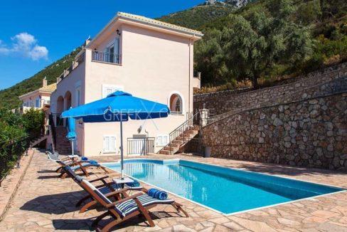 Sea view Villa for Sale in Lefkada 13