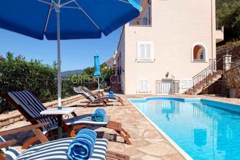 Sea view Villa for Sale in Lefkada 15