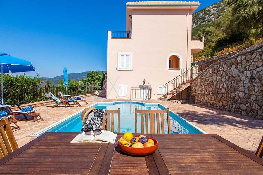 Sea view Villa for Sale in Lefkada