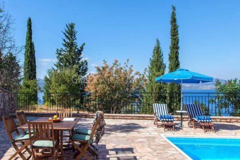 Sea view Villa for Sale in Lefkada 17