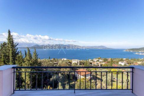Sea view Villa for Sale in Lefkada 18