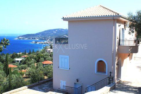 Sea view Villa for Sale in Lefkada 2