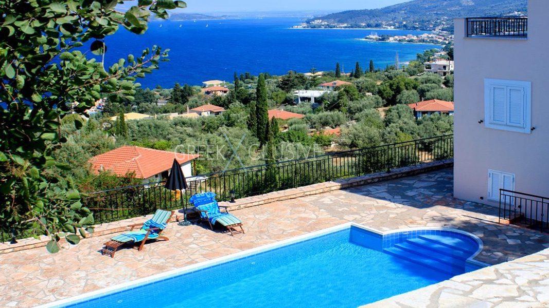 Sea view Villa for Sale in Lefkada 20