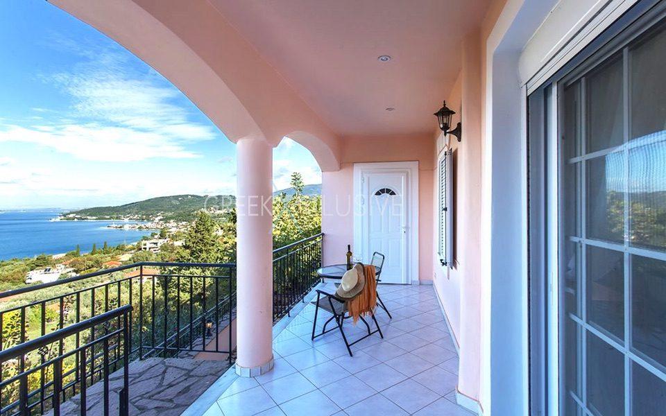 Sea view Villa for Sale in Lefkada 23