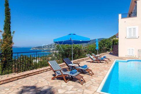 Sea view Villa for Sale in Lefkada 25