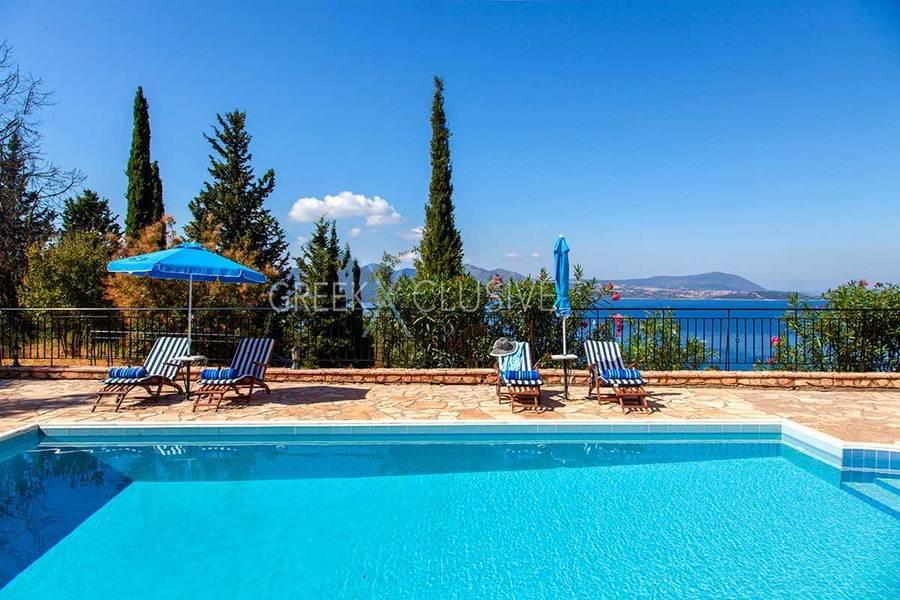 Sea view Villa for Sale in Lefkada 28
