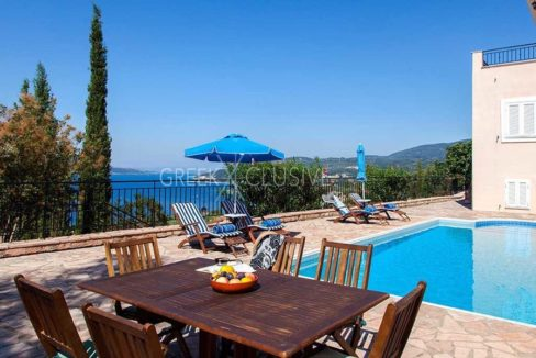 Sea view Villa for Sale in Lefkada 7