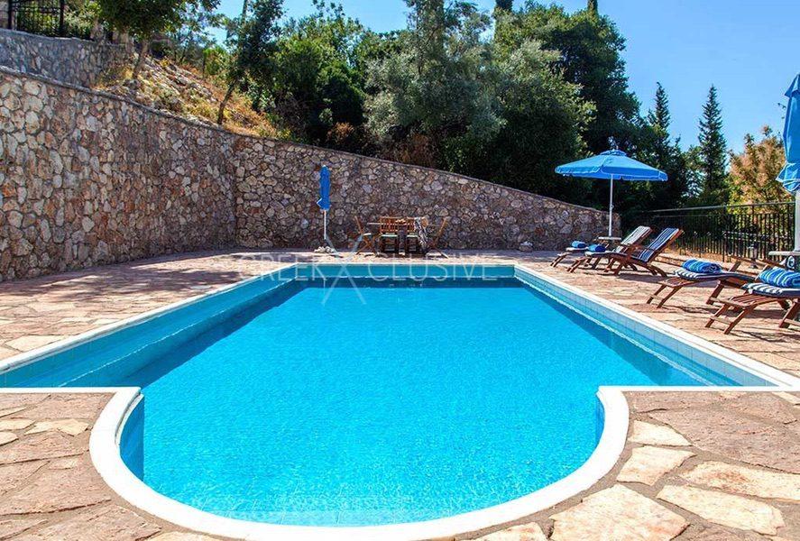 Sea view Villa for Sale in Lefkada 8