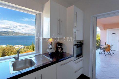 Sea view Villa for Sale in Lefkada 9
