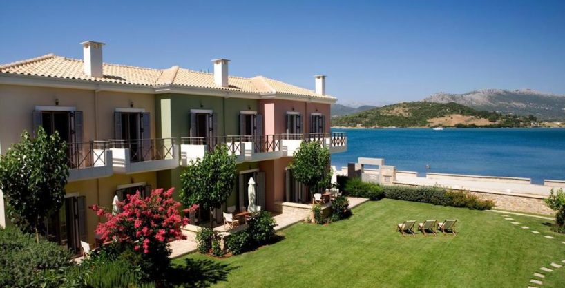 Seafront House for Sale Lefkada Greece, Lefkas Realty