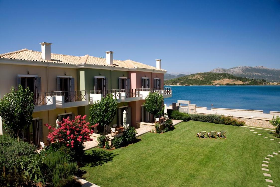 Seafront House for Sale Lefkada Greece