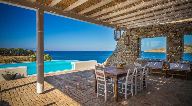 Seafront Property Mykonos, Paraga Beach 1