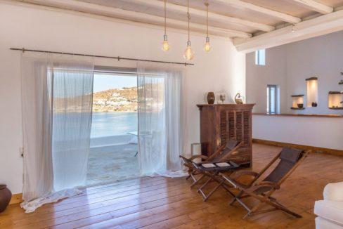 Seafront Property Mykonos, Paraga Beach 4