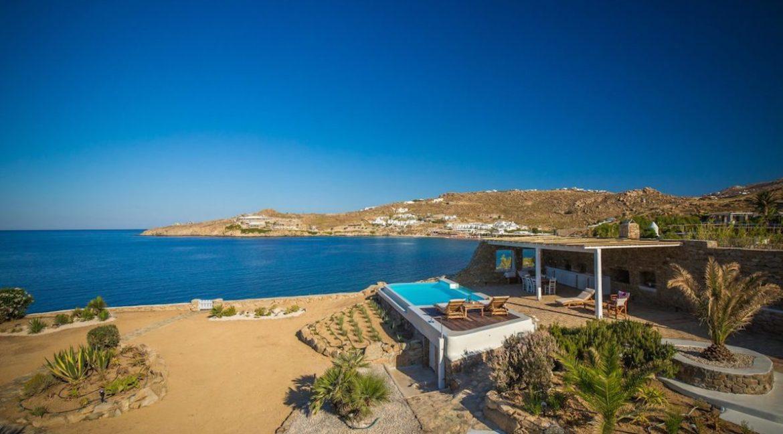 Seafront Property Mykonos, Paraga Beach 6