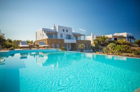 Seafront Property Mykonos, Paraga Beach