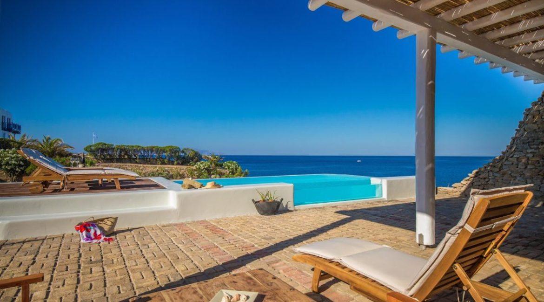 Seafront Property Mykonos, Paraga Beach 8