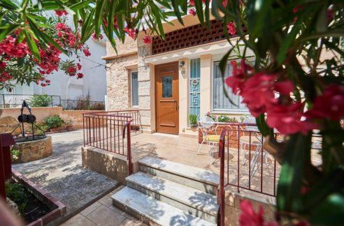Stone Villa in Athens Riviera