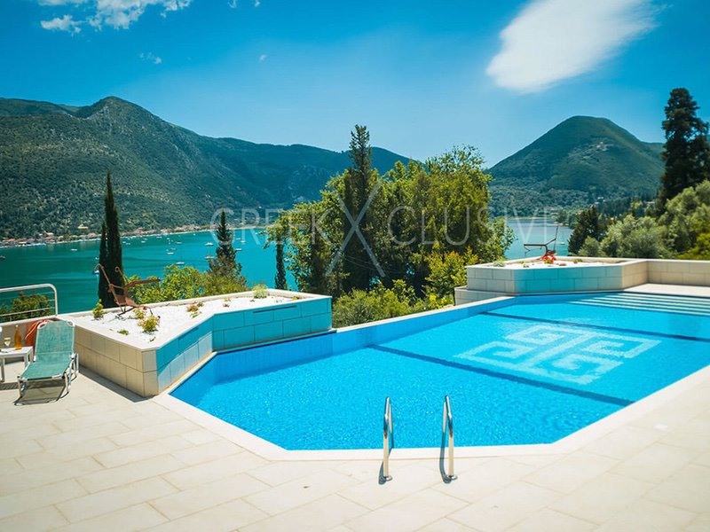 Villa in Lefkada for sale, Geni Lefkada