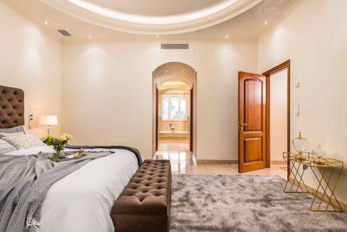 Amazing Top Hill Super Luxury Villa in Rhodes Greece 1