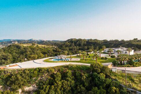 Amazing Top Hill Super Luxury Villa in Rhodes Greece 10