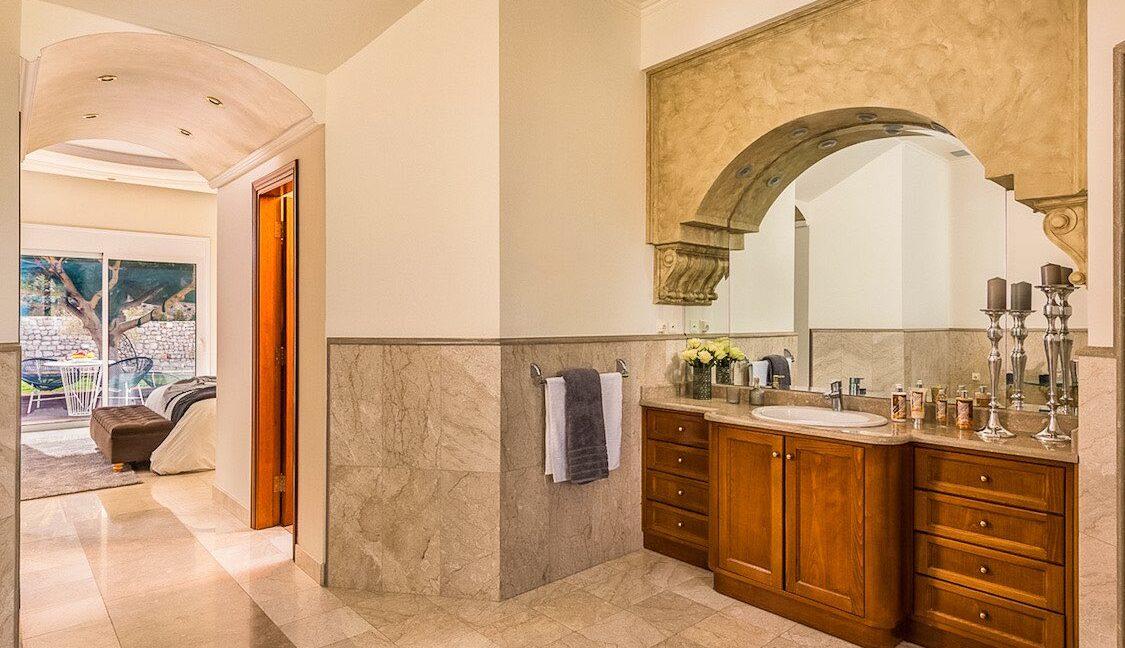 Amazing Top Hill Super Luxury Villa in Rhodes Greece 11
