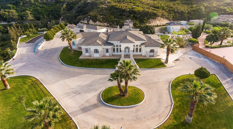 Amazing Top Hill Super Luxury Villa in Rhodes Greece 13