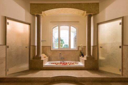 Amazing Top Hill Super Luxury Villa in Rhodes Greece 14
