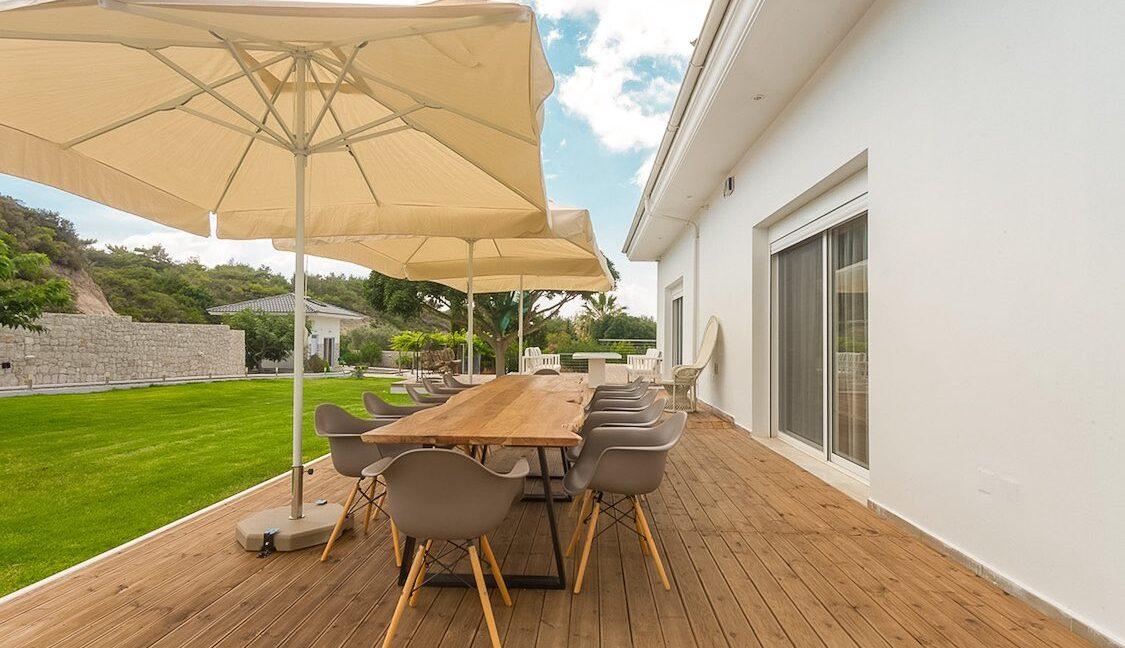 Amazing Top Hill Super Luxury Villa in Rhodes Greece 15