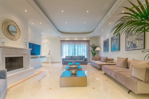 Amazing Top Hill Super Luxury Villa in Rhodes Greece 20