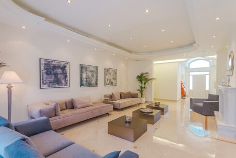 Amazing Top Hill Super Luxury Villa in Rhodes Greece 22