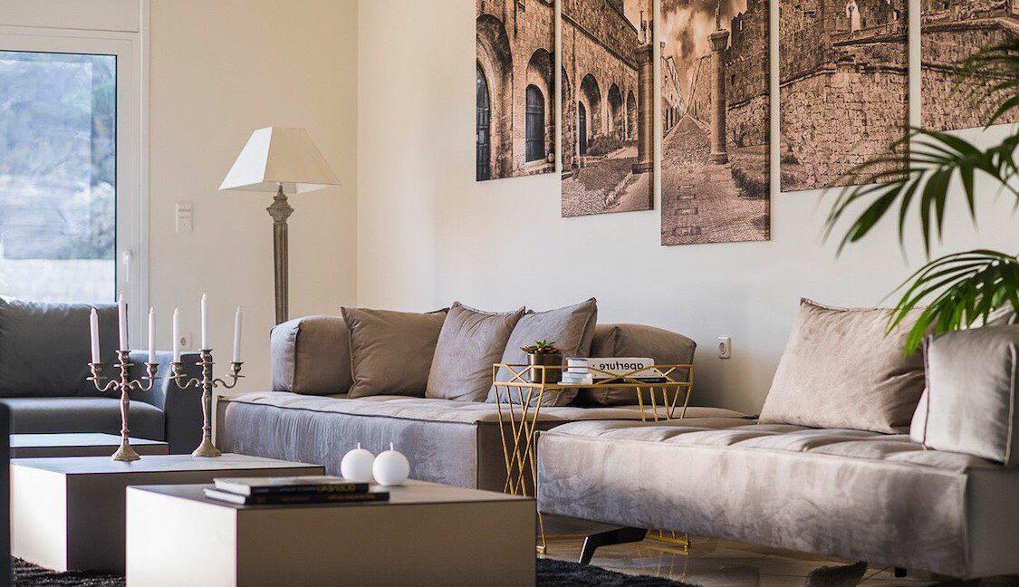 Amazing Top Hill Super Luxury Villa in Rhodes Greece 28