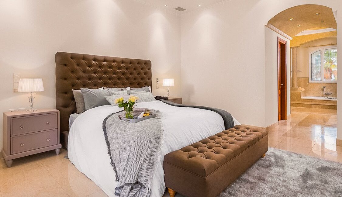 Amazing Top Hill Super Luxury Villa in Rhodes Greece 3