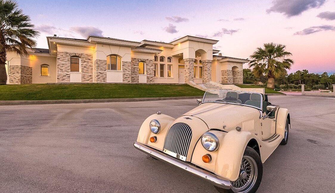 Amazing Top Hill Super Luxury Villa in Rhodes Greece 33