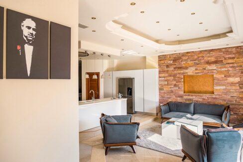 Amazing Top Hill Super Luxury Villa in Rhodes Greece 36