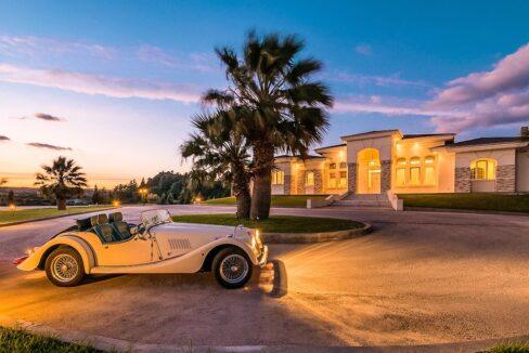 Amazing Top Hill Super Luxury Villa in Rhodes Greece 37