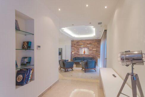 Amazing Top Hill Super Luxury Villa in Rhodes Greece 38