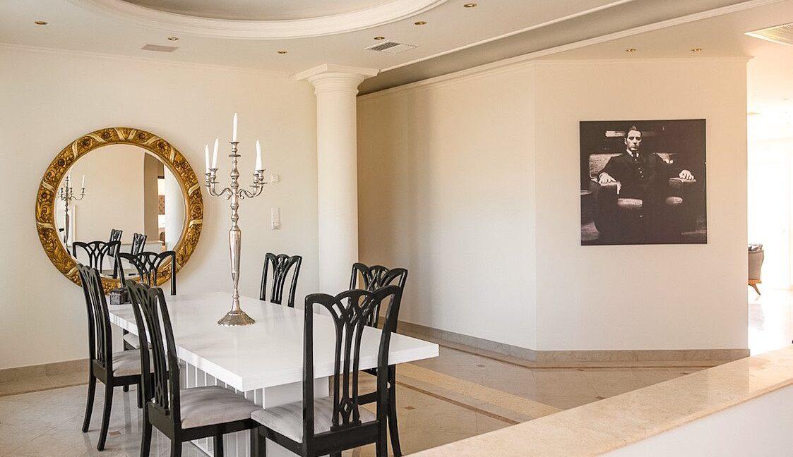 Amazing Top Hill Super Luxury Villa in Rhodes Greece 43