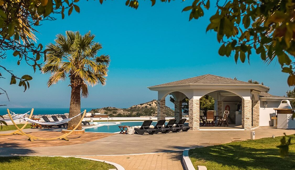 Amazing Top Hill Super Luxury Villa in Rhodes Greece 45